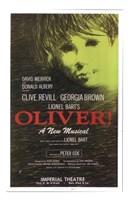"Oliver! (Broadway) - 11"" x 17"""