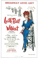 "Wildcat (Broadway) - 11"" x 17"", FulcrumGallery.com brand"