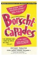 "Borscht Capades (Broadway) - 11"" x 17"" - $15.49"