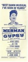"Gypsy (Broadway) - 11"" x 17"""