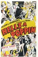 "Hellzapoppin (Broadway) - 11"" x 17"""