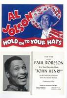 """Hold On To Your Hats (Broadway) - 11"""" x 17"""" - $15.49"""