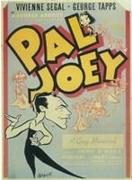 """Pal Joey (Broadway) - 11"""" x 17"""" - $15.49"""