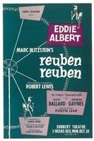 "Reuben Reuben (Broadway) - 11"" x 17"""