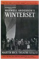 "Winterset (Broadway) - 11"" x 17"""