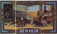 "Ben Hur (Broadway) - 17"" x 11"""