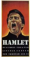 """Hamlet (Broadway) - 11"""" x 17"""""""