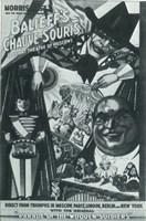 "Balief's Chauvre-Souris (Broadway) - 11"" x 17"", FulcrumGallery.com brand"
