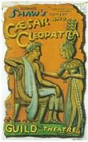 "Caesar And Cleopatra (Broadway) - 11"" x 17"""
