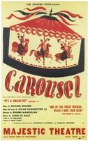 "Carousel (Broadway) - 11"" x 17"""