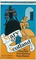 "Mary Of Scotland (Broadway) - 11"" x 17"""