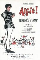 """Alfie! (Broadway) - 11"""" x 17"""""""