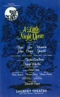 "A Little Night Music  (Broadway) - 11"" x 17"""