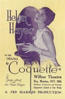 "Coquette (Broadway) - 11"" x 17"""