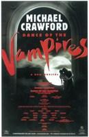 """Dance of the Vampires (Broadway) - 11"""" x 17"""""""