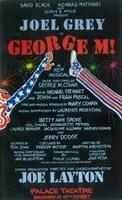 """George M! (Broadway) - 11"""" x 17"""""""