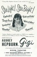 """Gigi (Broadway) - 11"""" x 17"""""""