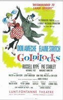 "Goldilocks (Broadway) - 11"" x 17"" - $15.49"