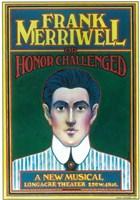 "Frank Merriwell (Broadway) - 11"" x 17"""