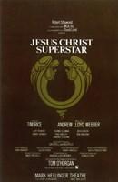 Jesus Christ Superstar (Broadway) Framed Print