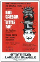 "Little Me (Broadway) - 11"" x 17"""