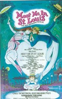 "Meet Me In St.Louis (Broadway) - 11"" x 17"" - $15.49"