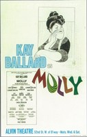 "Molly (Broadway) - 11"" x 17"""