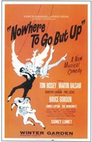 """Nowhere To Go But Up (Broadway) - 11"""" x 17"""""""