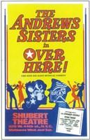 "Over Here! (Broadway) - 11"" x 17"", FulcrumGallery.com brand"