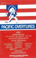 """Pacific Overtures (Broadway) - 11"""" x 17"""", FulcrumGallery.com brand"""