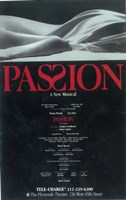 "Passion (Broadway) - 11"" x 17"""