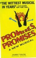 """Promises Promises (Broadway) - 11"""" x 17"""""""
