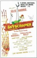 "Skyscraper (Broadway) - 11"" x 17"""