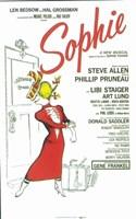 "Sophie (Broadway) - 11"" x 17"""