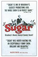 """Sugar (Broadway) - 11"""" x 17"""""""