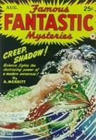 "Famous Fantastic Mysteries (Pulp) - 11"" x 17"""