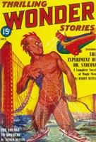 """Thrilling Wonder Stories (Pulp) - 11"""" x 17"""""""