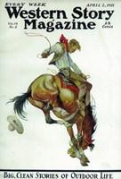 """Western Story Magazine - 11"""" x 17"""""""