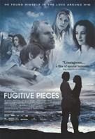 """Fugitive Pieces - 11"""" x 17"""", FulcrumGallery.com brand"""