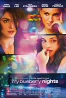 "My Blueberry Nights - 11"" x 17"" - $15.49"