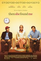 """Then She Found Me (movie poster) - 11"""" x 17"""" - $15.49"""