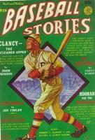 """Baseball Stories (Pulp) - 11"""" x 17"""""""