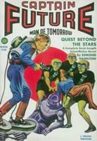 """Captain Future (Pulp) - 11"""" x 17"""""""