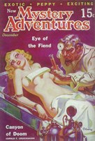 """New Mystery Adventures (Pulp) - 11"""" x 17"""""""