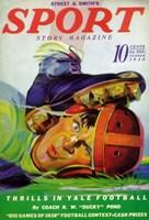 "Sport Story Magazine (Pulp) - 11"" x 17"" - $15.49"