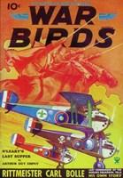 """War Birds (Pulp) - 11"""" x 17"""""""