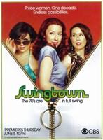 "Swingtown - 11"" x 17"", FulcrumGallery.com brand"