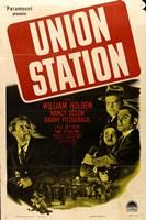 "Union Station - 11"" x 17"", FulcrumGallery.com brand"