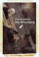 "My Winnipeg - 11"" x 17"", FulcrumGallery.com brand"