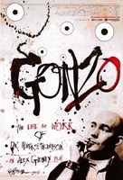 "Gonzo: The Life and Work of Dr. Hunter S. Thompson - 11"" x 17"" - $15.49"